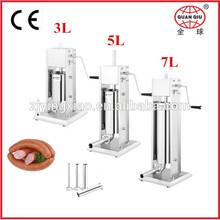 Factory price vertical stainless steel sausage making machine,sausage stuffer