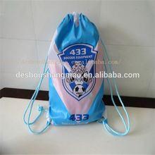 folding pocket polyester foldable nylon+mesh foldable bag