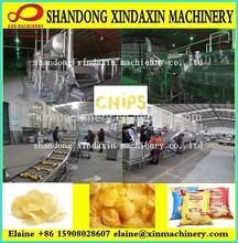 Automatic potato chips making machine/potato chips production line/potato chips machine price/potato chips processing line
