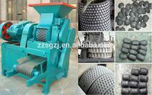 Well sold coal dust briquette making machine