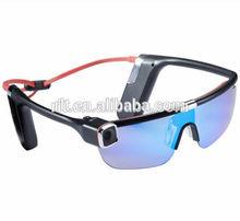 2015 newest popular 1080p HD mini camera video sunglasses140deg angle built-in microphone