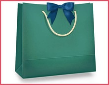 Customized top sell luxury design shopping bag & bag shopping