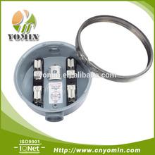 Hot Sell Single Phase Power Round Electric Meter Socket/Meter Base