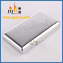 JL-007N China Yiwu Jinlin the new metal cigarette case manufacturer