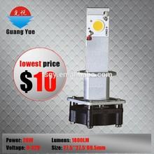 H1 H3 car led headlight, 20w 1800lm 5000k lumens led headlight , CE ISO9001 car headlight,