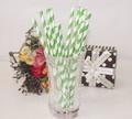 Energia grama verde do casamento palhas decorativas embalado pela caixa de pvc