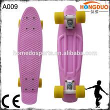 Cheap sale plastic penny skate board