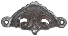 CAST IRON DRAWER PULL HANDLES IN CHINA
