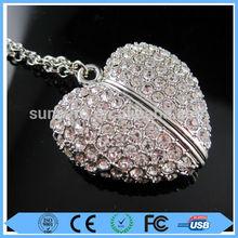 Custom design bride and broom jewelry usb flash memory with low price
