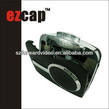 USB cassette player,USB audio capture,audio cassette recorder-ezcap228