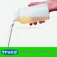 Moisture curing binding of rubber granule polyurethane glue