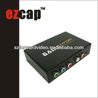 Game Capture,usb 2.0 video capture device,video game player recorder-ezcap152