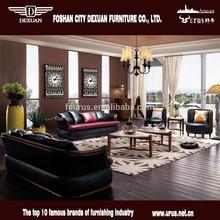 high quality Europe modern leather sofa DX-155