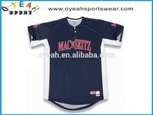 Custom baseball Jersey with high quality