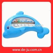 الدلفين الأزرق وجها واحدا سلامة الرقمية قياس درجة حرارة المياه