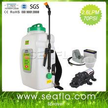 Power Sprayer SEAFLO 12v 16Liter Battery Power Trigger Knapsack Sprayer For Agriculture and Garden