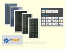 High Efiiciency CSUN 250W Polycrystalline Solar Panel