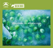 Health food Frozen green peas