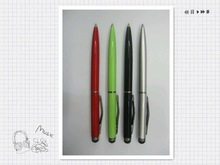 wholesale Novel design new promotional metal ball point pen with fluency writing