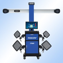 manual wheel alignment equipment IT660 with CE