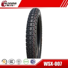 China High Quality Cheap Price Motorcycle Tyre 3.00-18 2.50-18