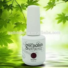 Wholesale Hot 238 Colors GELILY Soak Off Perfume UV&LED Nail Polish Wipes 15ml OEM