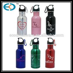 high quality BPA free novelty metal drink bottles