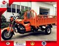 3 roda da motocicleta 150cc reversa três rodas moto gasolina gasolina triciclo de carga