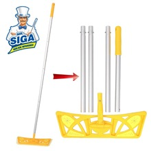 Mr.SIGA 2015 new products multi-function microfiber flat mop