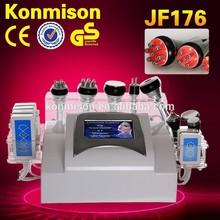 2015 hot sale portable multifunction laser if ultrasonic cavitation