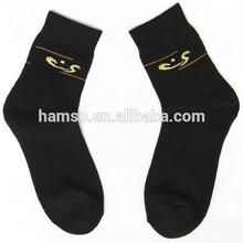 comfortable and softness men half terry socks