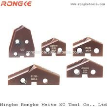 Spade drill inserts,drill bit,HSS and carbide insert