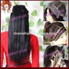 2015 Popular Hot Selling New Design Thin Skin Perimeter Full Lace Wigs