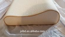 contour mould memory foam pillow