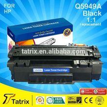 laser toner for HP2612A/12A/Q2613A,Q5949A,C7115A,Q7553A,35A/36A,88A,3906A,5942A,4096A