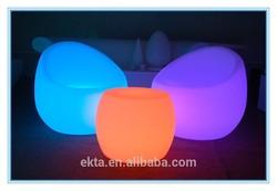 2015 China Top sale Acrylic LED furniture