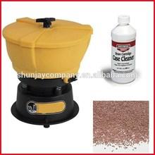 Amazing case cleaning system Niagara Media Falls Case Tumbler vibratory polishing machine