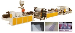 PVC Transparent Sheet machine Plastic Sheet Extrusion Machine, acrylic sheet production line, plastic sheet making machine