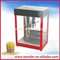 a melhor qualidade de venda quente de gás comercial pipoca máquina