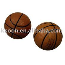 PU foam stress basket ball,promotipn ball,kid toy