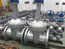 Big size wcb rising Stem Gate valve ANSI API6D cast steel