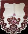 Decoración de la belleza venta al por mayor del bordado sofá cubierta
