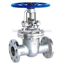 Flange hard seal Stainless steel stem Gate valve 304 304l 316 316l 317l 310s