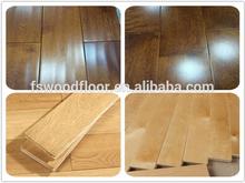 maple hardwood floors from Foshan Factory