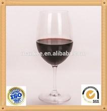 21oz 640ml club house plastic red wine tumbler glass