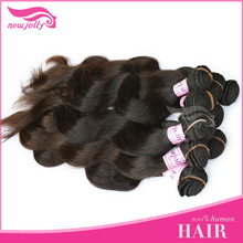 100% Malaysian human hair new jolly product directly at factory price