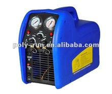 R134 R22 Auto Refrigerant Recovery Recycling Machine/Unit car air condition service machine recharger RECO250S