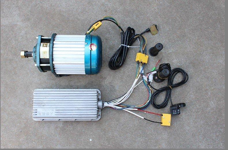 Dc Brushless Gear Motor For 2kw View Brushless Motor Daitai Product Details From Taizhou Datai