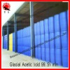 Glacial acetic acid 99.5%min with 30kg drums packing
