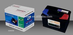 12V DIN Dry Charged Lead Acid Battery for Car 57512 12V75AH
